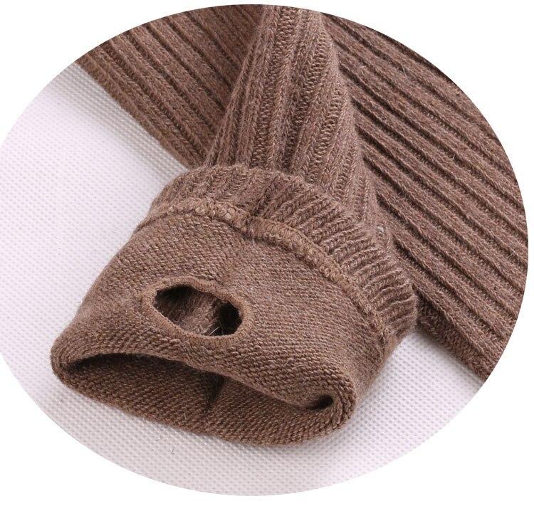 Armstulpen Frauen Winter Lange Arm Wärmer Blending Woolen Langarm Korean Stretch Handschuhe Warme Handschuh Manschette Handschuhe Neue 2017 Damen-accessoires