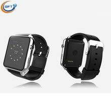 GFT GT88 Bluetooth Smart Watch Smartwatch Armbanduhr Tragbare Geräte Für Android-Handy Mit Kamera Sim-karte PK DZ09 GT08 u8