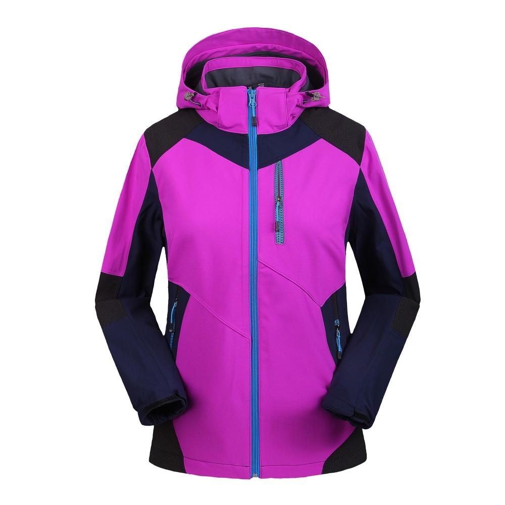 Softshell Jacket Women Waterproof Climbing Sportwear Women Windstopper Windproof outdoor Jacket Women 1590 2015 windstopper softshell 1009etk