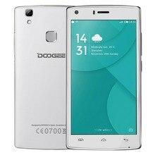 Original Doogee X5 MAX Pro 4G LTE Teléfono Móvil 5 Pulgadas de ALTA DEFINICIÓN MTK6737 Quad Core Andriod 6.0 2 GB RAM 16 GB ROM 8MP CÁMARA de Huellas Dactilares ID