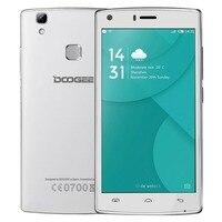 Original Doogee X5 MAX Pro 4G LTE Mobile Phone 5 Inch HD MTK6737 Quad Core Andriod 6.0 2GB RAM 16GB ROM 8MP CAM Fingerprint ID