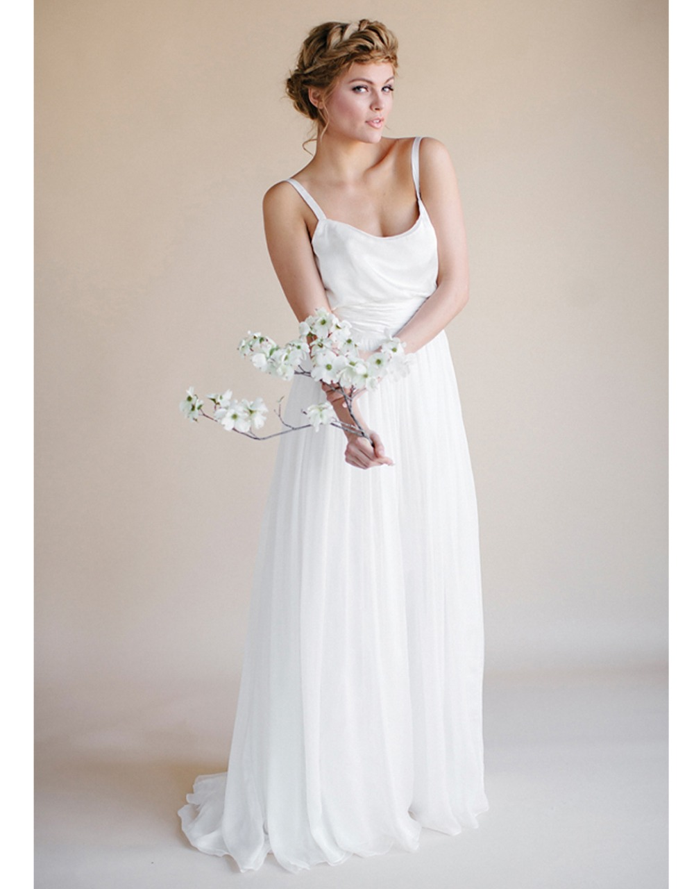 Online buy wholesale simple summer wedding dress from for Buying wedding dress online