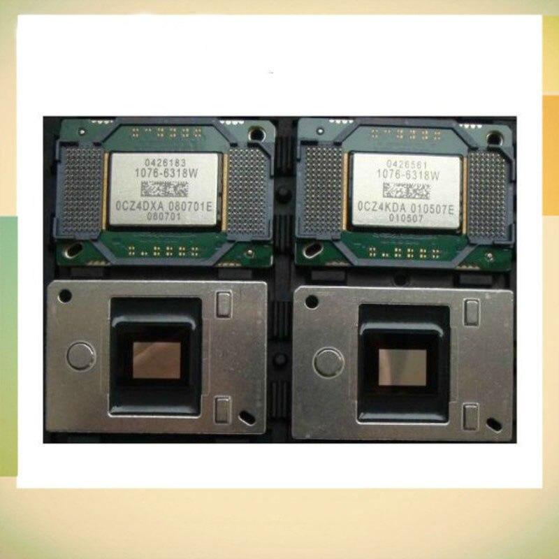 100% Brand new DMD puce 1076-6318 W/1076-6319 W/1076-6328 W/1076-6329 W pour de nombreux projecteurs