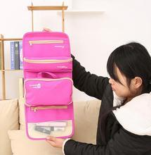 Multifunctional Travel Wash Bag, business trip makeup storage bag 50.5*23.5cm free shipping