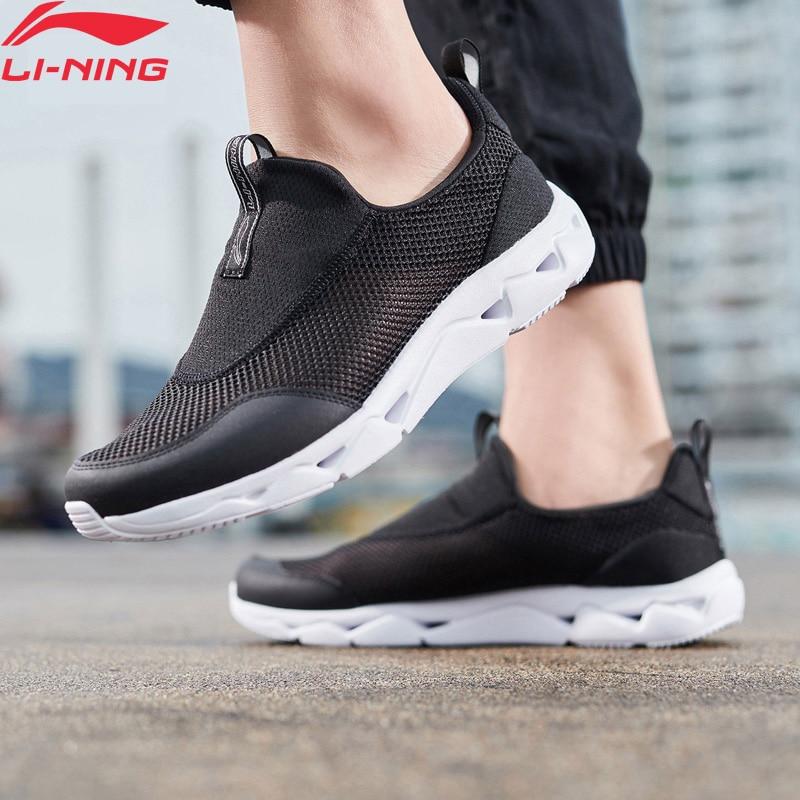 Li-Ning Men LN UPSTREAM Urban Leisure Shoes Breathable Light Weight LiNing Sport Shoes Lifestyle Sneakers AGGP009 YXB297Li-Ning Men LN UPSTREAM Urban Leisure Shoes Breathable Light Weight LiNing Sport Shoes Lifestyle Sneakers AGGP009 YXB297