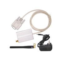 3km Long Range SN654 Wireless Data Transmitter And Receiver Module 433 470 868 915MHz RS232 Interface
