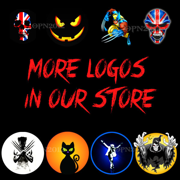 Led Welcome Courtesy Door Laser Logo Puddle Ghost Shadow Autos Post  sc 1 th 225 & 2pc Led Courtesy Door Logo Projectors Ghost Shadow Lights Gobo ...