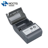 Small Mobile Thermal Wireless Portable Mini Printer With Rechargeable Battery HCC T2P