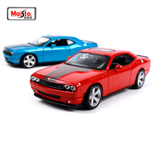 Maisto 1:24 2008 DODGE Challenger Modified version of the car model Diecast Model Car Toy New In Box Free Shipping 31280 maisto 1 18 mini cooper sun roof diecast model car toy new in box free shipping 31656