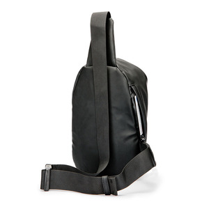 Image 3 - Waterproof Black Nylon Male Chest Bag Men Bags Sling Bag Satchel Yob Portable Slant Package Pack Travel Male Small Messenger Bag