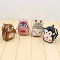 Free shipping school bags with chain colorful suitable for blyth doll for 1/6 doll animal bags