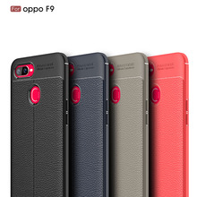 Carbon Fiber Case For OPPO F9 Silicone Soft Shockproof Phone Cover F7 R17 Pro A3 A5 Coque Fundas Etui Capa