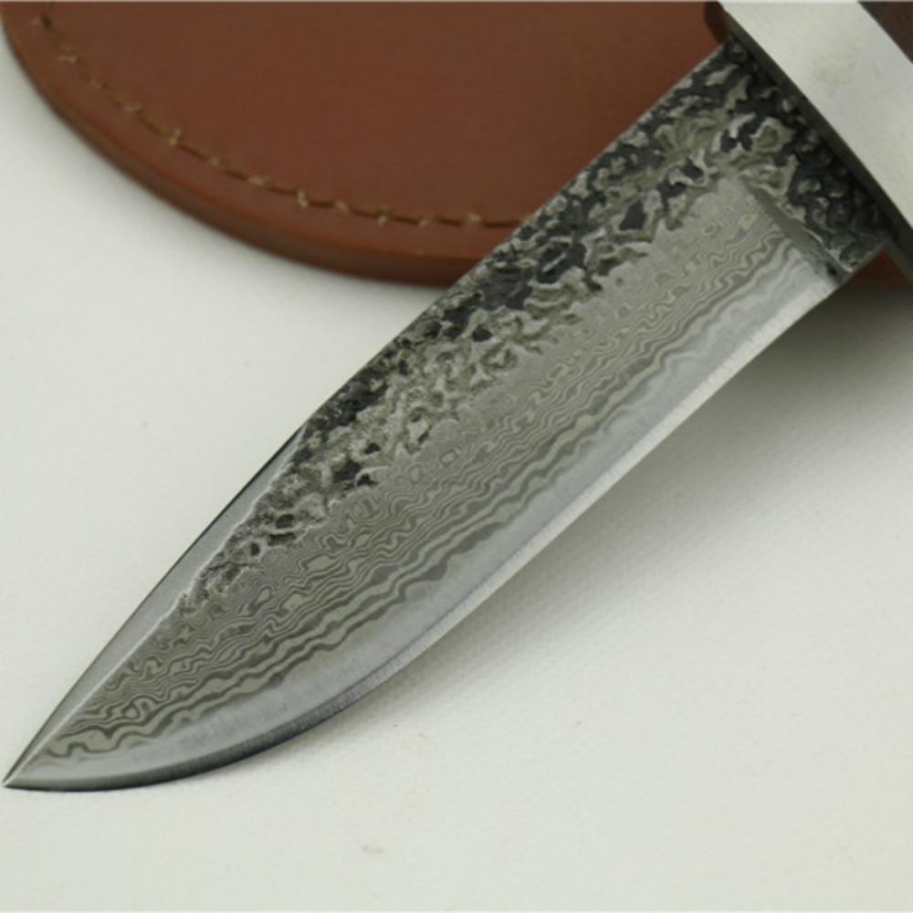 Narzędzie ręczne NÓŻ MYŚLIWSKI ręcznie Nóż ze stali - Narzędzia ręczne - Zdjęcie 3