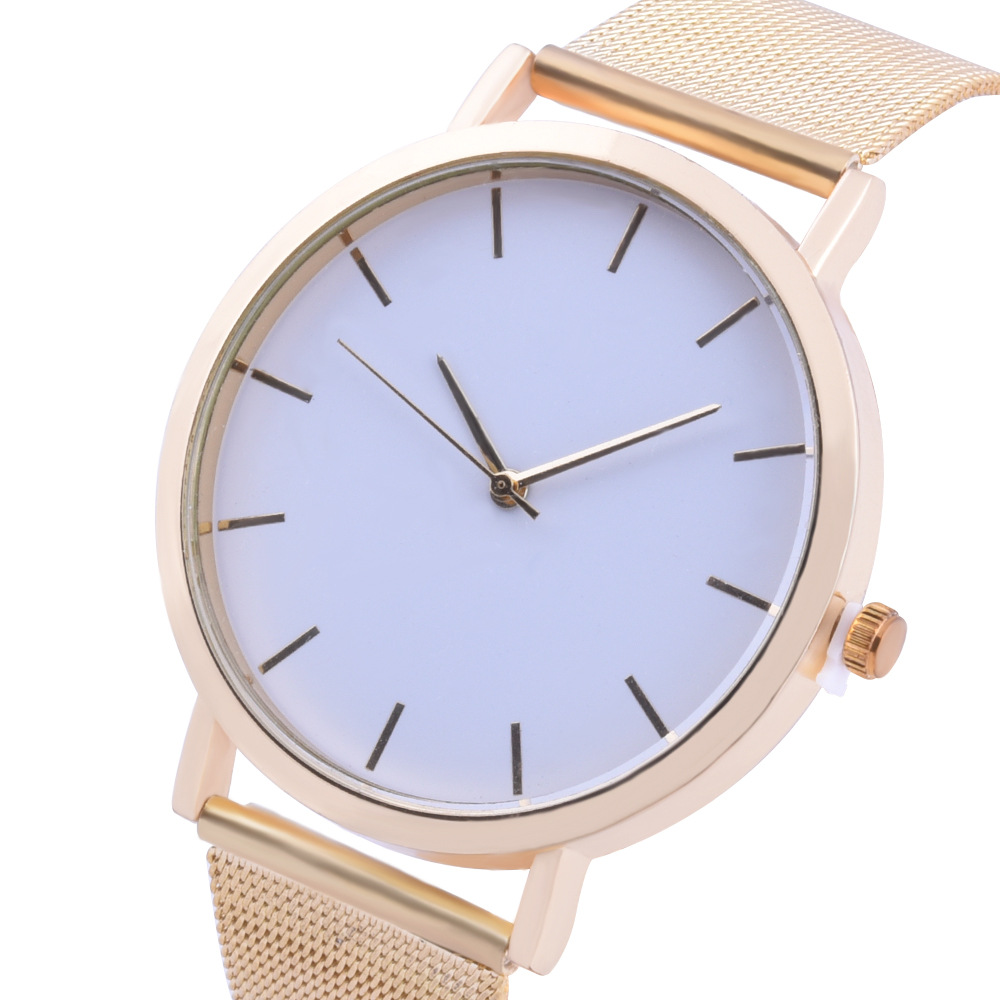 36mm Luxury Brand Ladies Steel Bracelet Quartz Watch fashion Simple Rose gold women dw watch style + Bracelet Ladies Dress Watch цена