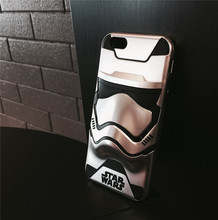 Spatial Phone Case with Dart Vader for iPhone 6, 6S, 6 Plus, 6S Plus