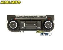 5K0 907 044 ES Climatronic Air Condition Control Switch Panel For VW Tiguan R36 GOLF 6 5K0907044ES