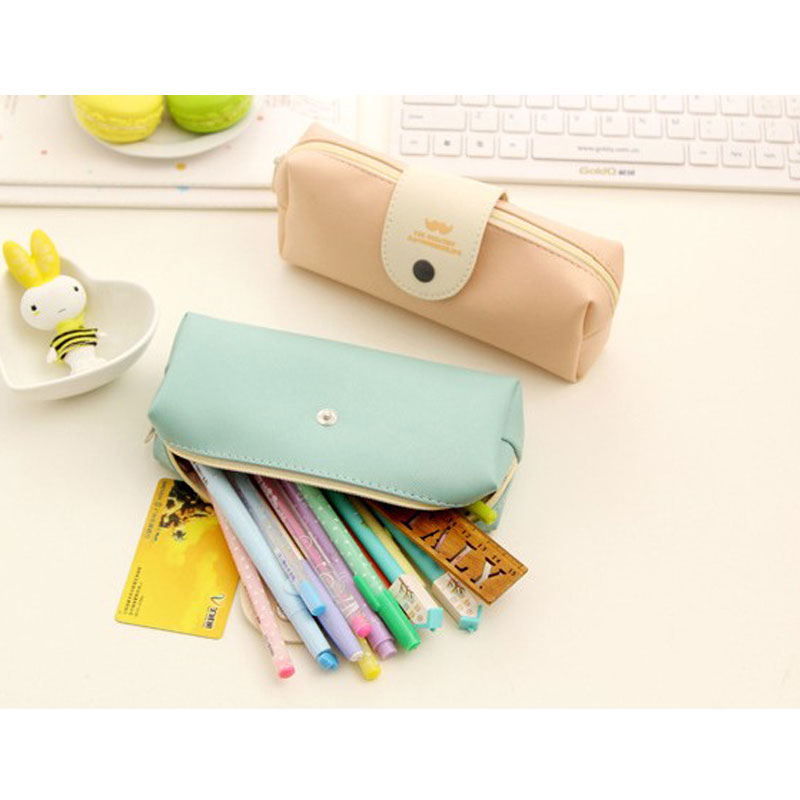 Hot Sale New Flower Floral Pencil Pen Canvas Case Cosmetic Small Makeup Tool Bag Storage Pouch Purse Cosmetic Travel Bag japanese pouch small hand carry green canvas heat preservation lunch box bag for men and women shopping mama bag
