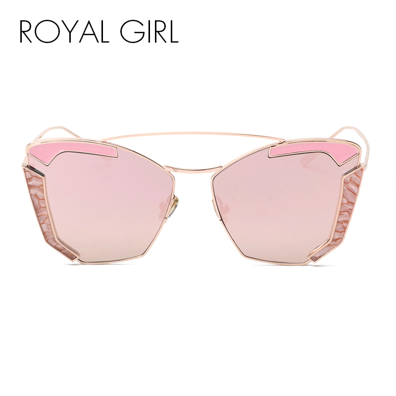 Women Cat Eye Sunglasses High Technology High Quality -6146