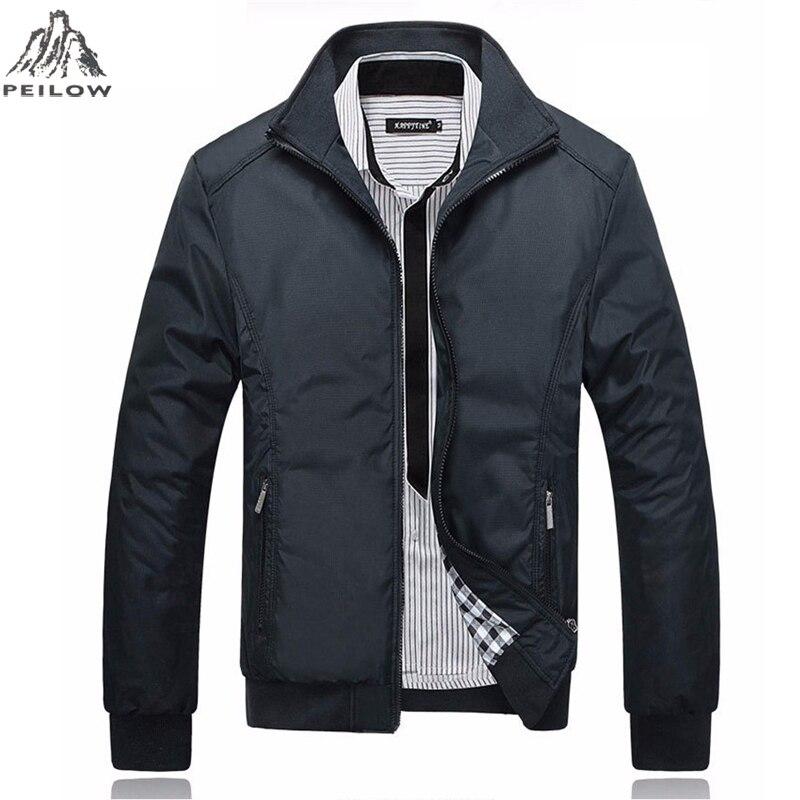 PEILOW בתוספת גודל 5XL מעיל קקט חם למכירה - בגדי גברים