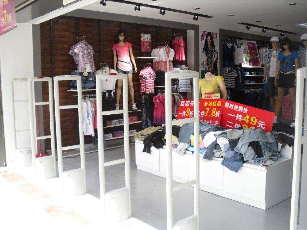 Eas ՌԴ ալեհավաք 8.2mhz RX + TX հակախանութային ազդանշանային ալեհավաքի ալեհավաքի հագուստի խանութի անվտանգության դուռ