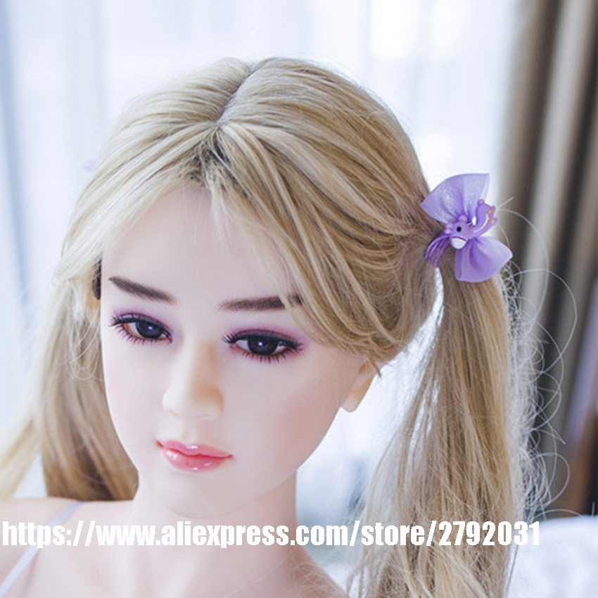 #70 Head for 140cm to <font><b>175cm</b></font> Silicone <font><b>Sex</b></font> <font><b>Doll</b></font> Body Love <font><b>Dolls</b></font> Head Oral <font><b>Sex</b></font> Toys Mannequin for Adlut Men image