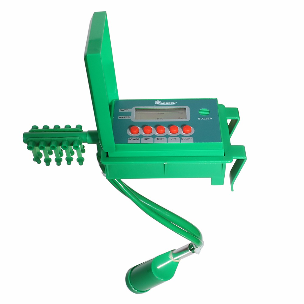 automatic micro drip irrigation sprinkler system with smart