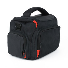 1pc Waterproof Protective Camera Shoulder Bag Portable Carrying Case Bag 3 Sizes