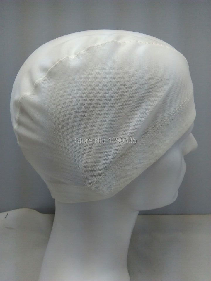 One Size Fits Most Japanese Mesh Swim Cap