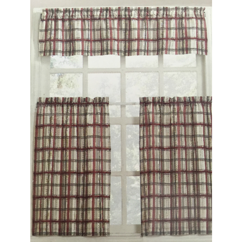 Simple Kitchen Valance popular kitchen valance set-buy cheap kitchen valance set lots