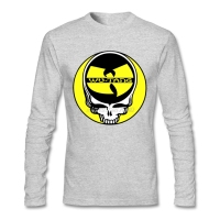 Designing Steal Your Face Wu Tang Clan T Shirt For Man O Neck T Shirt Vintage