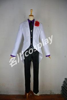 The Prodigal Explorer Ezreal EZ Animation Custom Made Uniform Cosplay Costume