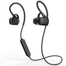 Fones de ouvido sem fios ggmm w710, à prova de suor, com bluetooth, esportivos, para áreas externas, com microfone, estéreo, para corrida