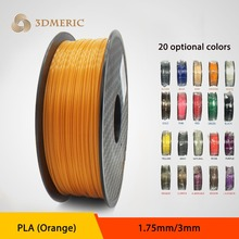 3D Printer Filament PLA and 1.75 or 3.0 mm plastic Rubber Consumables Material For MakerBot/RepRap/UP