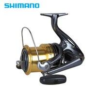 Shimano оригинальный ACTIVECAST 1060 1080 1100 1120 круглая Катушка для соленой воды 4 + 1BB заброса катушка спиннингом мелкой песочные часы