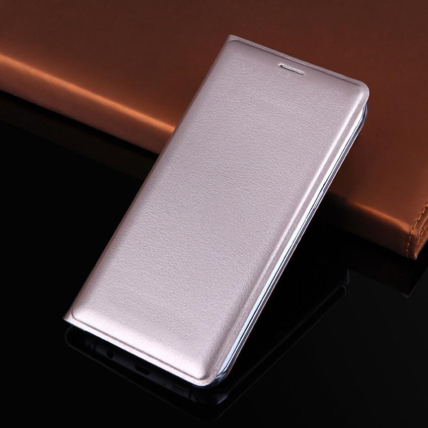 Lyxig Flip Wallet Phone Cover Business Läderfodral Med Korthållare - Reservdelar och tillbehör för mobiltelefoner