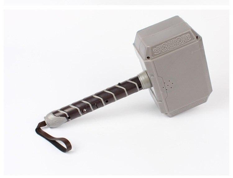 Figuras de Ação e Toy martelo do thor thor martelo Fantoches : Modelo