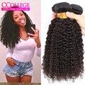 Ms Here Virgin Hair Company Peruvian Bohemian Curly Hair 4 Bundles Wet And Wavy Weave Bundles Bouncy Curly Human Hair Extensions