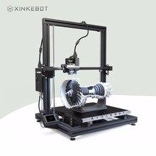 Большой 3D-принтеры выбор боросиликатного Стекло с подогревом xinkebot Orca2 cygnus 3D-принтеры большая площадь печати 400x400x500 мм