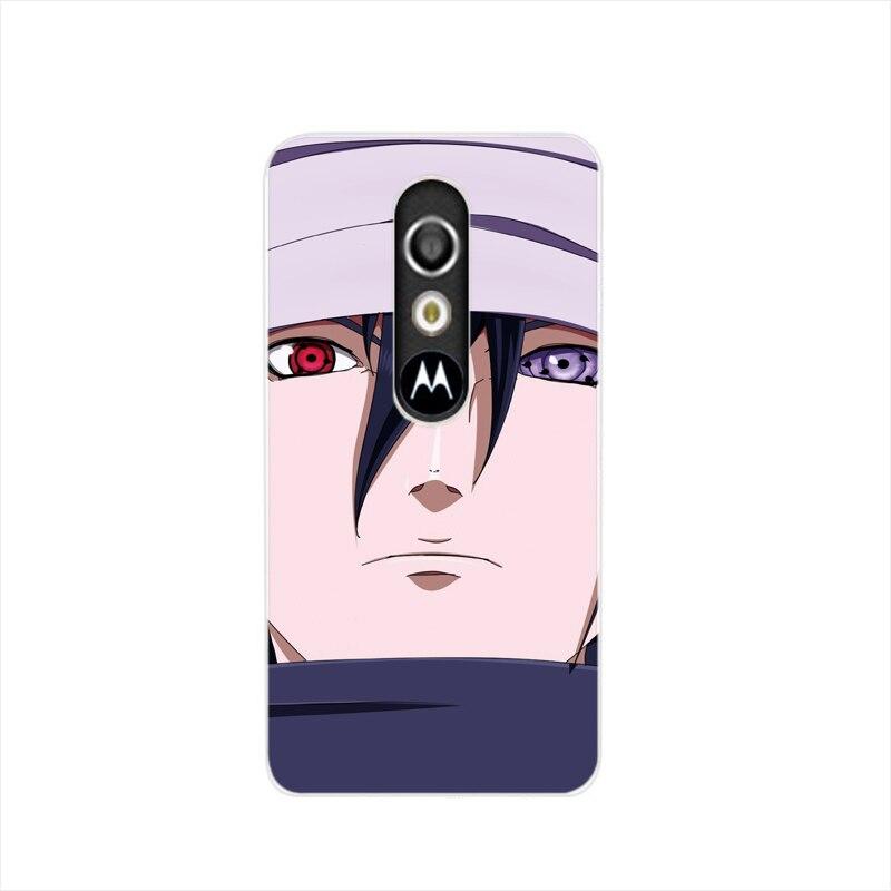 22824ナルトは最後の映画アニメ携帯電話ケースカバーモトローラモトg3 g4 x