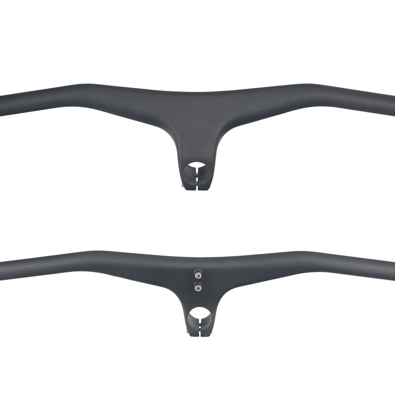 Image 4 - MTB Bike handlebar T800 high quality carbon fiber Mountain 