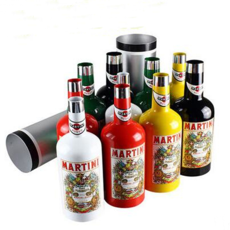 Multiplying Passe Passe Bottles Made Famous by the Great Tommy Cooper! multicolour stage magic magic bottles bottles appear from double cylinder black set stage magic tricks