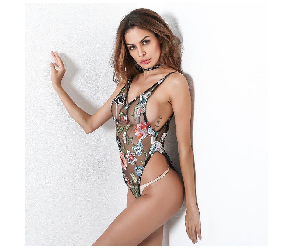 Flori Bodysuit