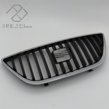 For SEAT Ibiza 2009 2010 2011 2012 New Radiator Grille Without Emblem 6J0853651