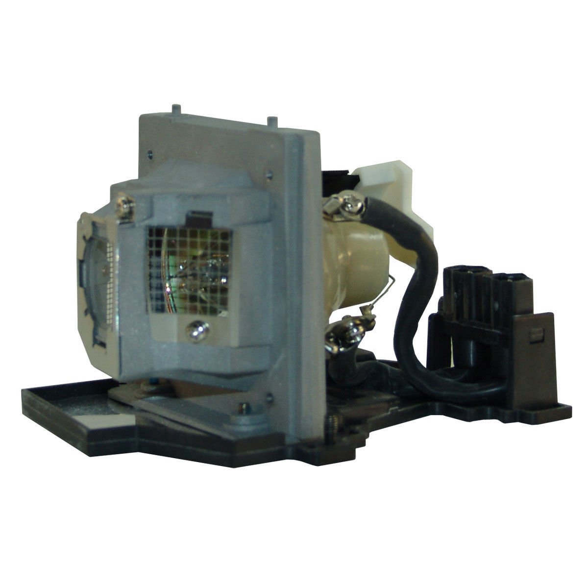 Projector Lamp Bulb 725-10106 0MJ815 310-8290 for DELL 1800MP with housing цена и фото