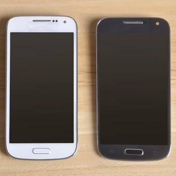 Sinbeda AMOLED Điện Thoại Di Động MÀN HÌNH Hiển Thị LCD Cho Samsung Galaxy S4 Mini i9190 i9192 i9195 Màn Hình Cảm Ứng LCD Bộ Số Hóa Khung