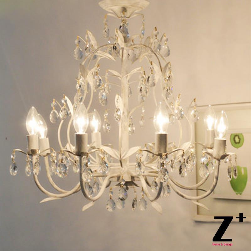 Us 229 99 French Country Style Vintage K9 Crystal Rococo Palais Chandelier Tree Branch Lights Wrought Rion In Pendant From Lighting