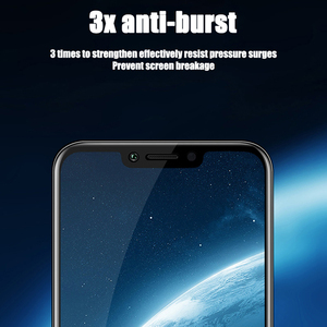 Image 3 - 6D Tempered Glass For HUAWEI honor Play 6.3 Full Cover Curved Screen Protector Film on the honor Play Premium Protective Glass