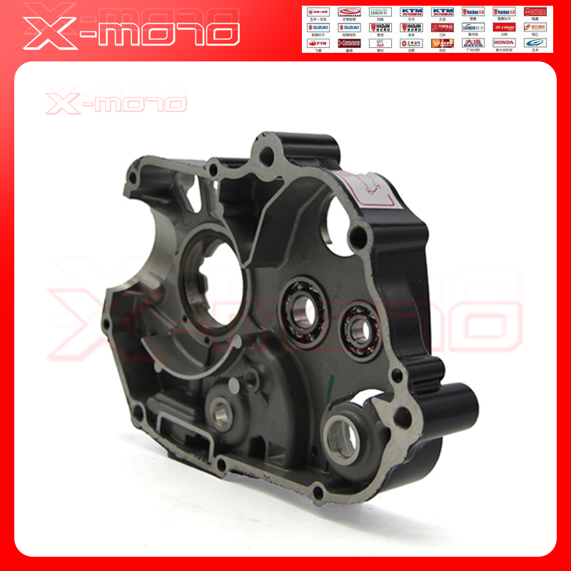 Lifan 125 125cc Engine Right Crankcase Crank case Cover LIFAN Engine Parts шаровая lifan 520 520i