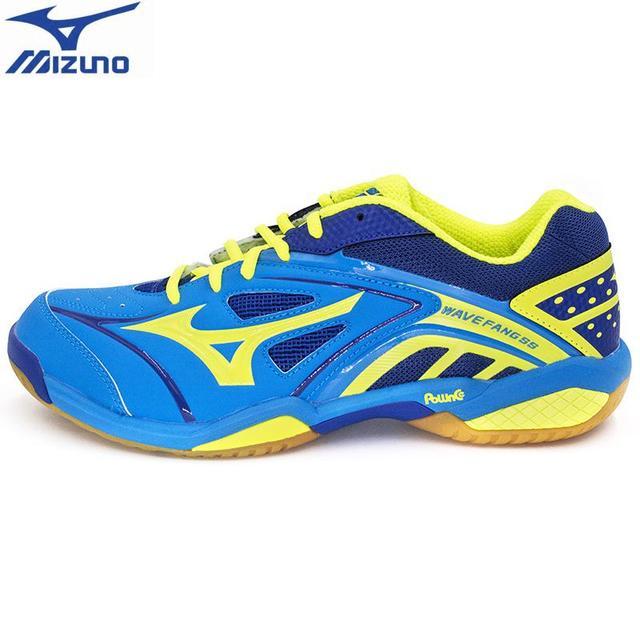 9bebccd5fb02 Original MIZUNO WAVE FANG SS Badminton Shoes for Men And Women Zapatillas  Deportivas Anti-Slippery Breathable 71GA151045