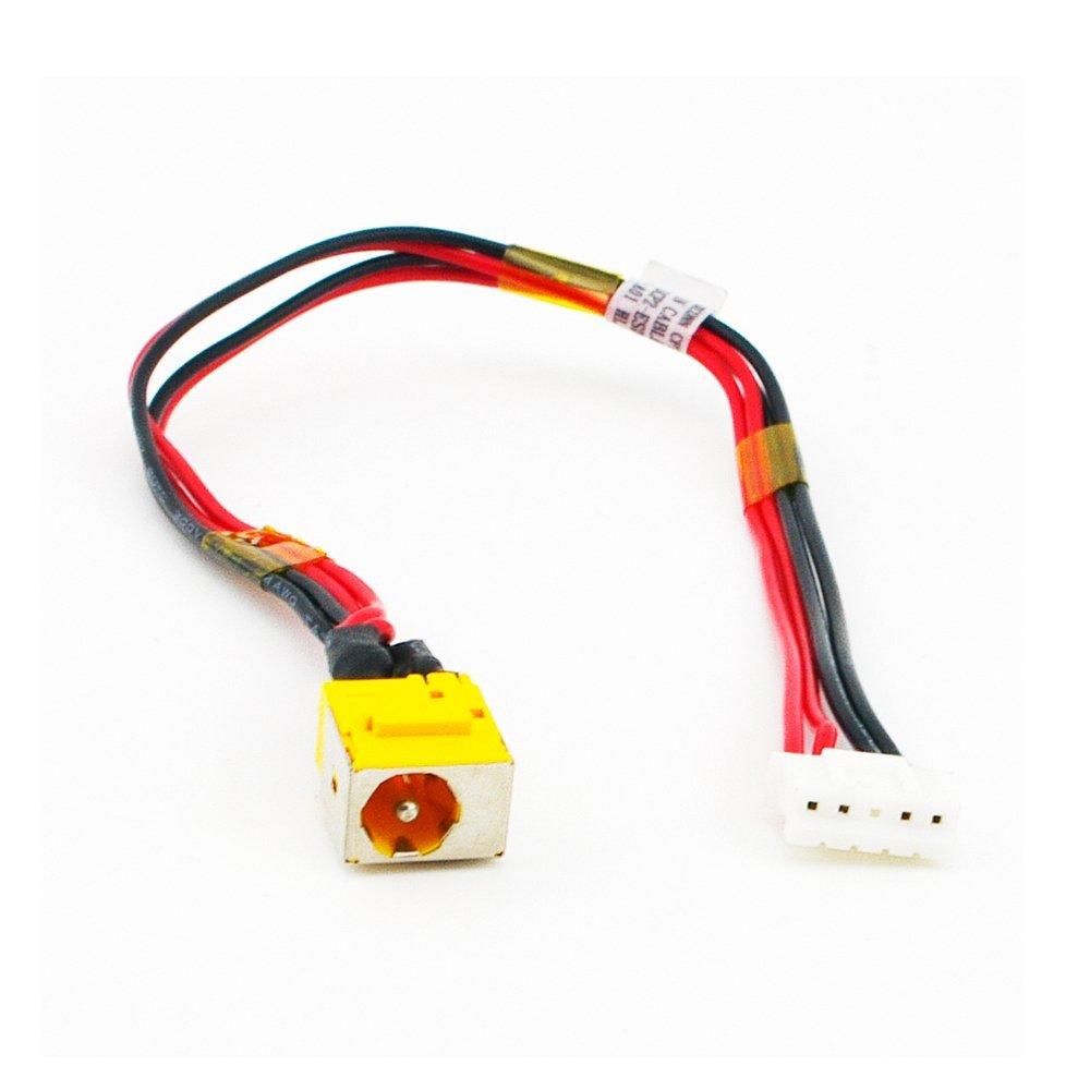 NOVO prenosni računalnik DC napajalni kabel za Acer Aspire 5335 6735 7535 7735Z 5235 5335Z 7535G 7735 Extensa 5210 5220 5420 5620 7200 7620